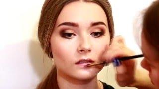 Бьюти макияж. Виолетта Росса.