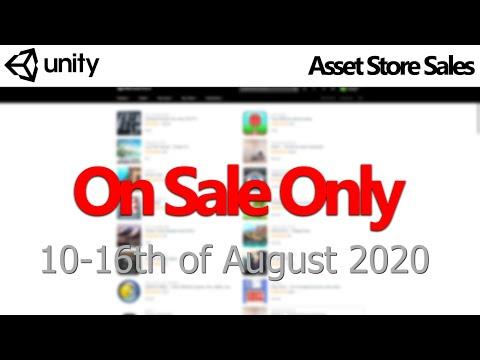 Unity - On Sale Only: Mega Sale |