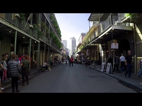 New Orleans Neighborhoods #7 - French Quarter