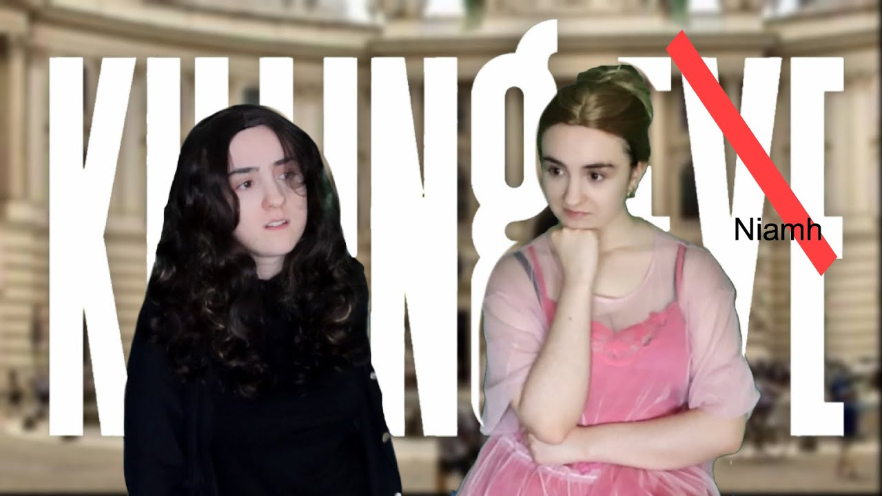 killing eve in under 5 minutes (parody)