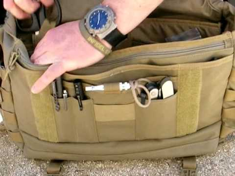 5 11 Tactical Series Rush Messenger Bag Update By Milpic