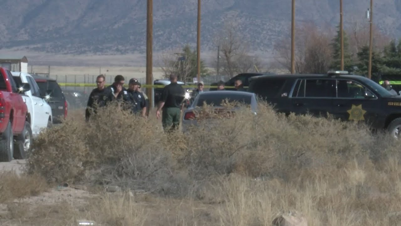 Download Valencia County Sheriff's Office sued for excessive force in deadly shooting