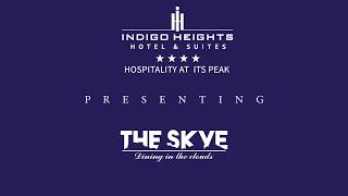 """THE SKYE"" Dining in the clouds 