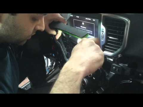 New Kia sportage IV (QL) - Video Istruzioni Smontaggio Cruscotto Prima Parte