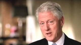 """Clinton says: """"Vote for Deblasio, not Randy Credico"""""""