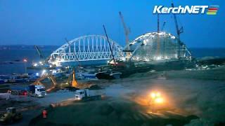 Новая смотровая площадка Керченского моста
