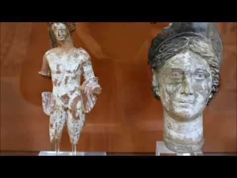 Αρχαιολογικό Μουσείο Αρχαίας Κορίνθου / Archaeological Museum of Ancient Corinth, Greece