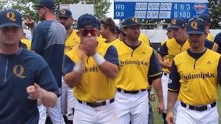 QU Baseball Highlights vs. Fairfield (5/24)