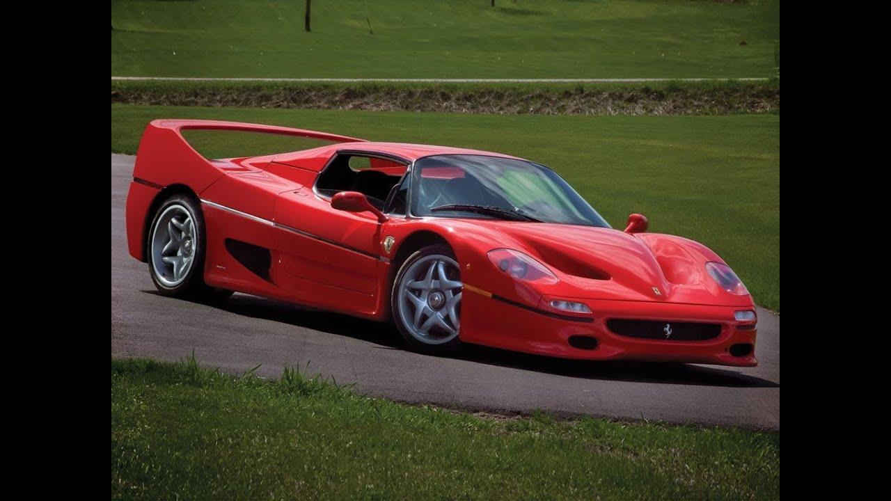 Ferrari f50 gallery hd cars wallpaper 1995 ferrari f50 youtube 1995 ferrari f50 vanachro gallery vanachro Choice Image