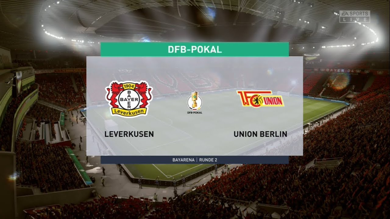 Leverkusen Union Berlin Pokal