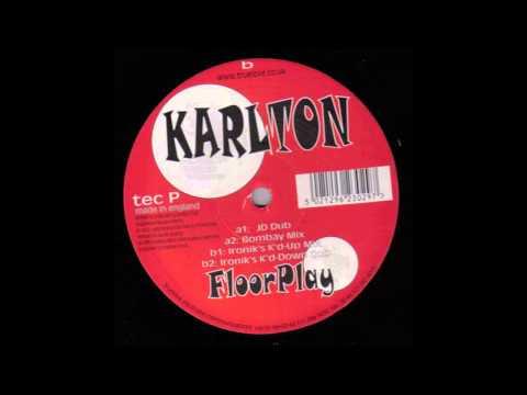 Karlton - Floorplay (Ironik's K'd Up Mix) (Acid Trance 1998)