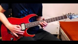 Nightwish Crimson Tide And Deep Blue Sea Guitar Cover