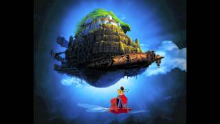 "My music recovery of the theme of ""Laputa-The Castle in the Sky"". M..."