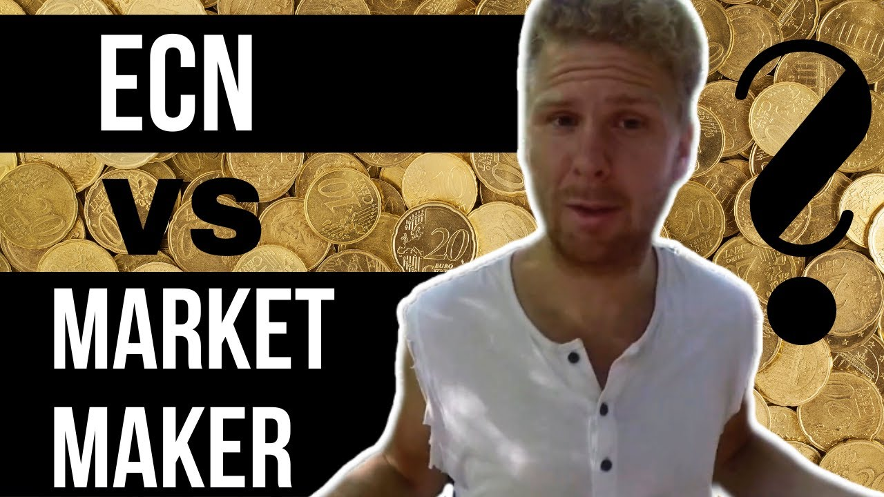 The Difference Between Market Maker and ECN brokers!