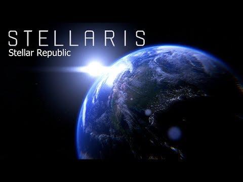 Stellaris - Stellar Republic - Ep 11 - Cybrex Nexus