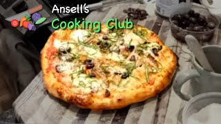 Ansell&#39s Cooking Club: Pizza