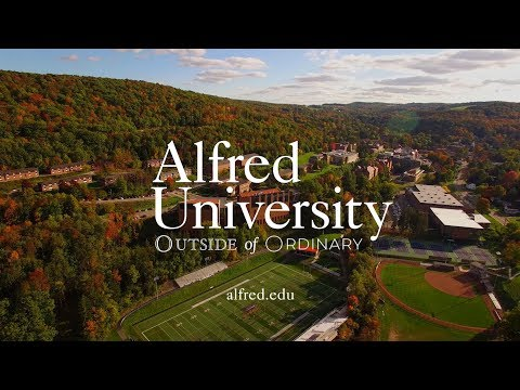 Outside of Ordinary | Alfred University