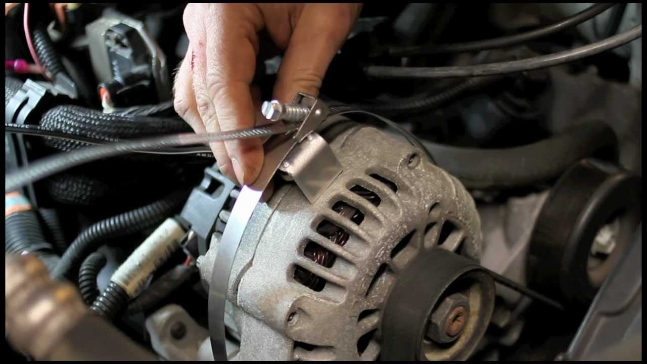 For A Chevy 350 Starter Motor Wiring Diagram Autometer Diesel Tachometers Youtube