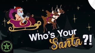 Let's Watch - Who's Your Santa?