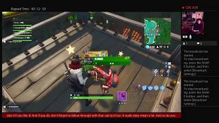 Getting Carried By My #FridayWithFriends | D-Co LOV3Z Gaming-Fortnite (BR): #4ForFriday-4