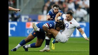 Worlds most Insane Rugby Hits!
