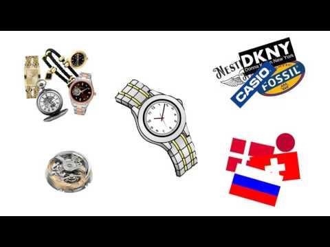 """Сеть часовых магазинов """"Московское время"""""""