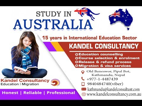 Australia student visa requirements for nepal 2019