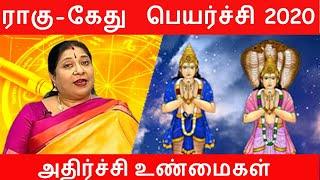 ராகு – கேது பெயர்ச்சி 2020! அதிர்ச்சி உண்மைகள் பாரதி ஸ்ரீதர் | Mega Tv