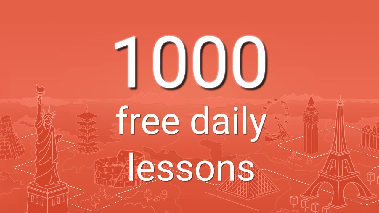 Mondly reaches 1000 free language lessons