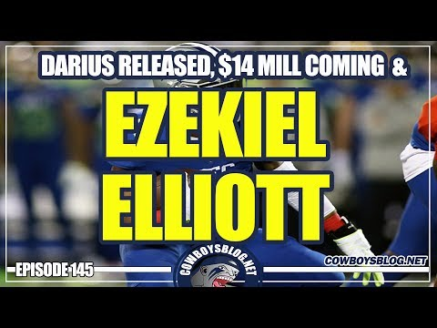 Closure for Ezekiel Elliott Soon, $14 million added to cap