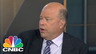David Tepper: 'Wrong' If Fed Doesn't Hike While 'Good Things' Happen | Squawk Box | CNBC