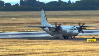 2701 Romanian Air Force Alenia C 27J Spartan