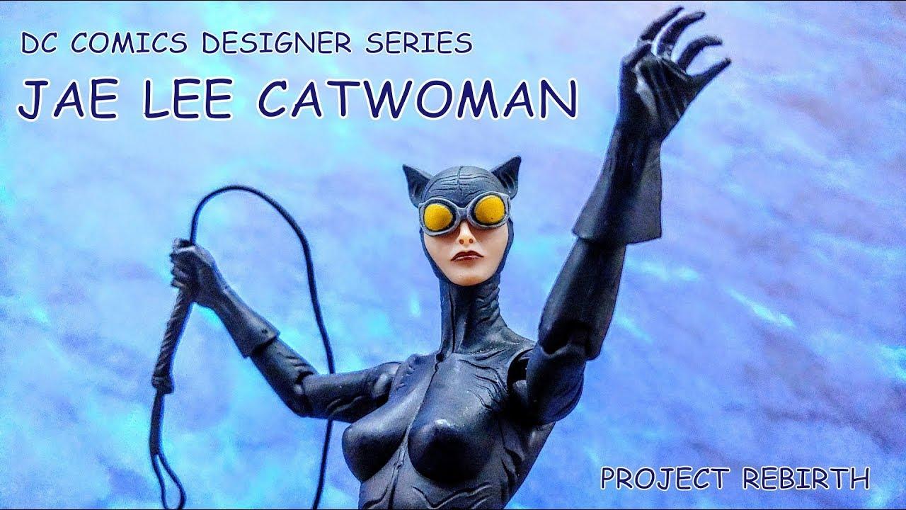 Catwoman DC Jae Lee Designer Action Figure Film-, TV- & Video-Action- & -Spielfiguren