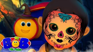 Hello Its Halloween | Bob The Train | Nursery Rhymes Compilation For Children