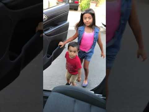Sabina e Isaiah