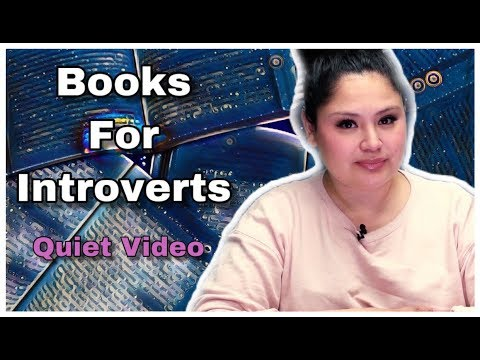 quiet-video-│books-for-introverts-│an-asmrtist's-recommendation-📚