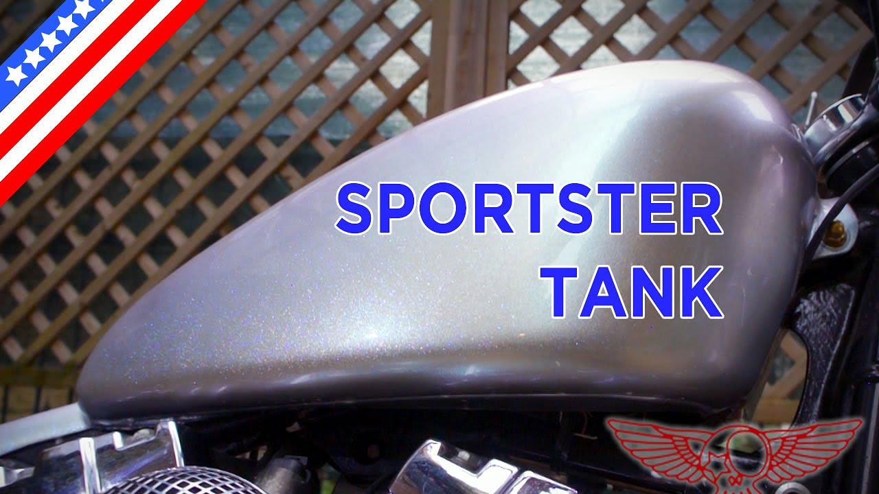 How To Install A Custom Sportster Peanut Tank On Softail Ep 29 Wire Chopper Motorcycle Part 1 Roma Bike