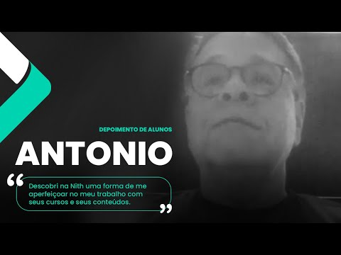 Depoimento de Alunos - Antonio | Nith Treinamentos