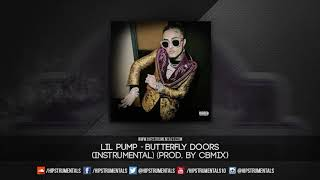 Lil Pump - Butterfly Doors [Instrumental] (Prod. By CBMIX) + DL via @Hipstrumentals Video