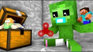 - Cuc sng ca zombie con hot h nh minecraft