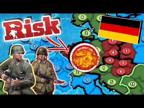 RISK Global Domination Gameplay #2: WORLD WAR 1! - NEW / Steam