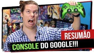 Resumão: Console do Google, Fim do Marvel vs Capcom, Mario Kart Tour grátis e muito mais! Game Over