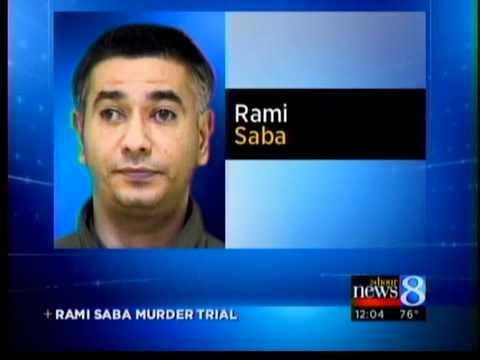 The Rami Saba trial begins