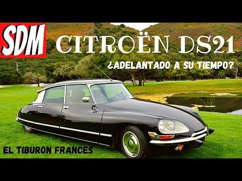 "Review Citroen DS 21 ""Tiburon""   Somos de Motor"