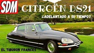 "Review Citroen DS 21 ""Tiburon"" | Somos de Motor"