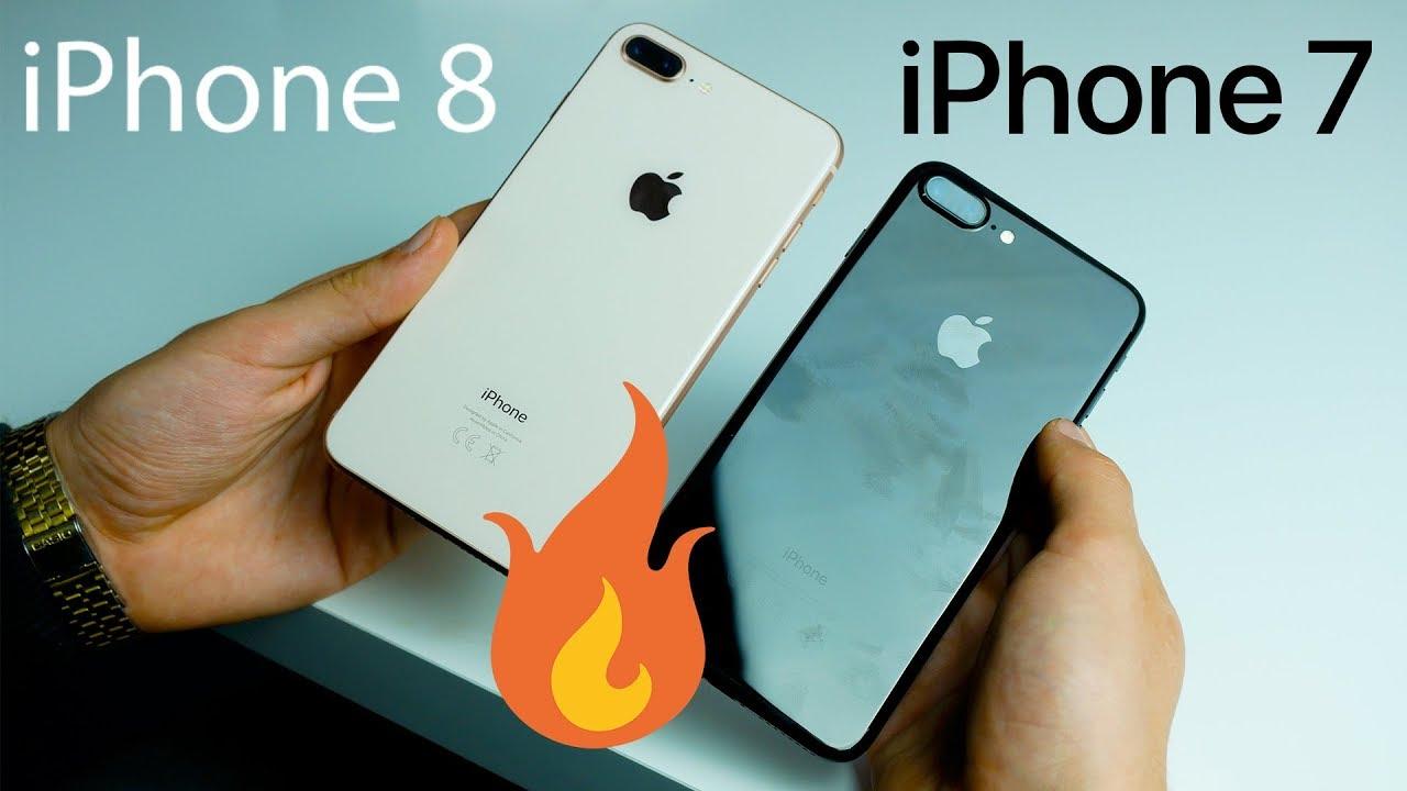 iphone 7 plus and 8 plus