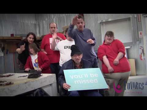 Colette Kocour Futures Unlimited Retirement Video