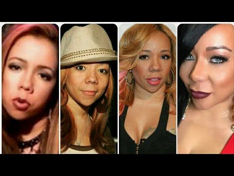 The Evolution Of Tameka Tiny Harris 20 Years Of Style Youtube