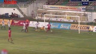 Tin Thể Thao 24h Hôm Nay (7h - 31/3): Sau 90 Phút Sống Mái Với Người Thái, U19 HAGL Thắng Đẹp Mà Run