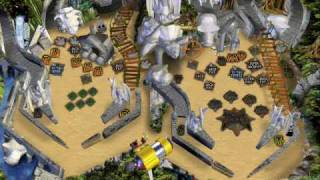 3D Ultra Pinball The Lost Continent for the PC